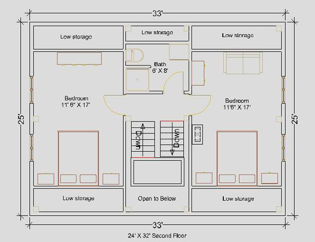 Pin 24 x 32 pole barn package on pinterest for 24 x 32 pole barn plans